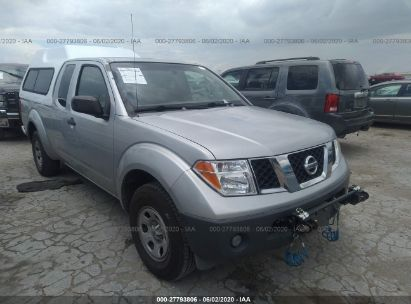 2007 NISSAN FRONTIER KING CAB XE