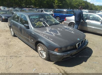 2001 BMW 530 I AUTOMATIC
