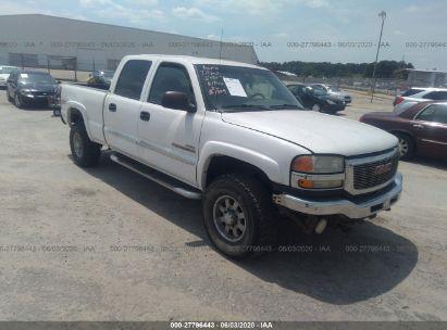 2006 GMC SIERRA K2500 HEAVY DUTY