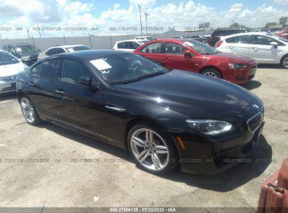 2014 BMW 640 I/GRAN COUPE
