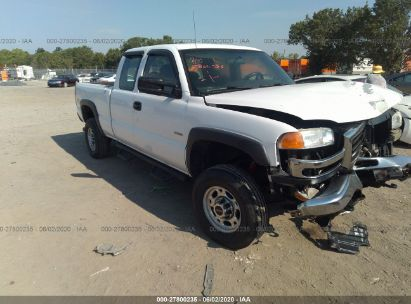 2007 GMC SIERRA K2500 HEAVY DUTY
