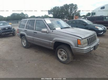 1997 JEEP GRAND CHEROKEE LIMITED/ORVIS