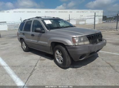 2004 JEEP GRAND CHEROKEE LAREDO/COLUMBIA/FREEDOM