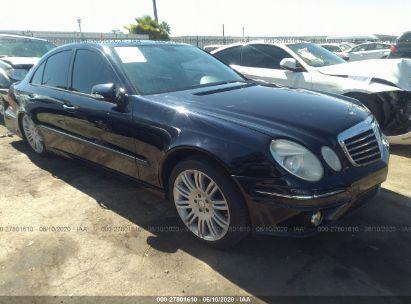 2008 MERCEDES-BENZ E 550