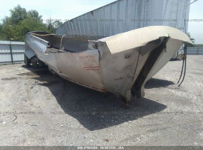 2000 AMERICAN TRAILER MFG INC DUMP