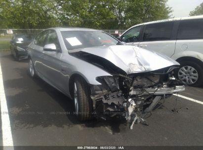 2016 BMW 5 SERIES XI