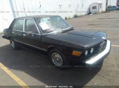 1977 BMW 530