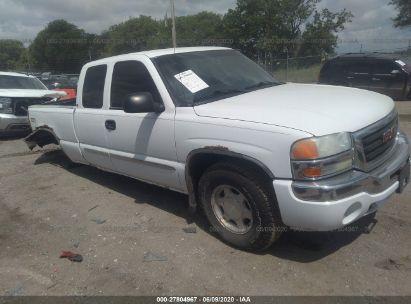 2004 GMC NEW SIERRA K1500