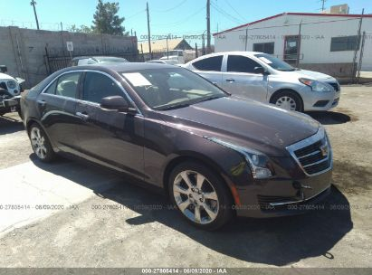 2015 CADILLAC ATS SEDAN LUXURY