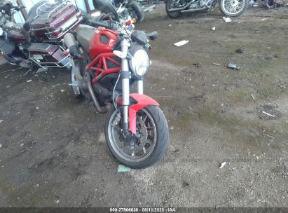 2009 DUCATI MONSTER 1100/BASE/S