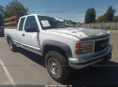 1995 GMC SIERRA K2500