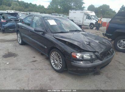 2002 VOLVO S60 2.4T