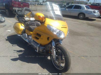 2010 HONDA GL1800