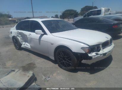 2005 BMW 7 SERIES LI