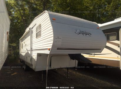 2005 PALOMINO 5TH WHEEL