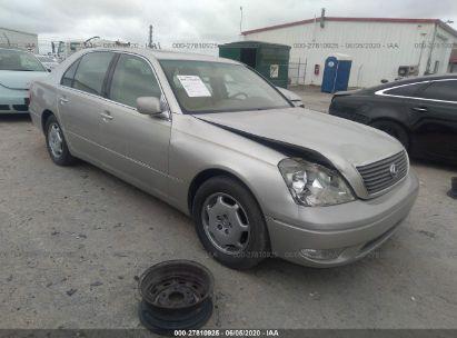 2002 LEXUS LS 430 430