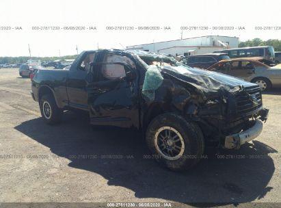 2012 TOYOTA TUNDRA DOUBLE CAB SR5