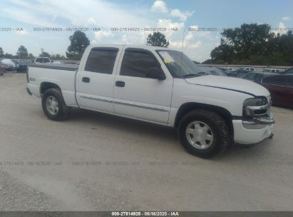 2005 GMC NEW SIERRA K1500