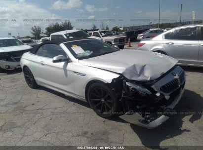 2016 BMW 640 I