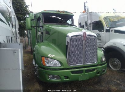 2012 KENWORTH CONSTRUCTION T660