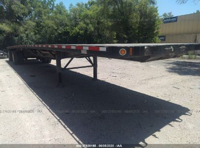 2015 FONTAINE TRAILER CO FLATBED