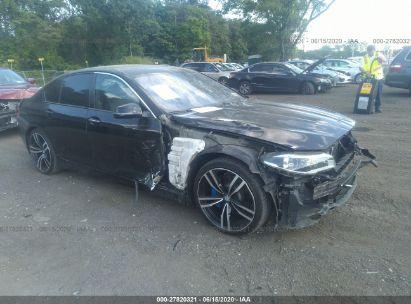 2014 BMW 5 SERIES I