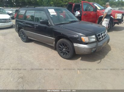 1999 SUBARU FORESTER S/S LIMITED