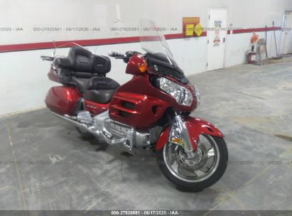 2008 HONDA GL1800