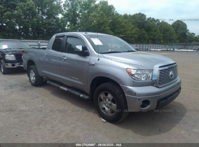 2010 TOYOTA TUNDRA DOUBLE CAB LIMITED