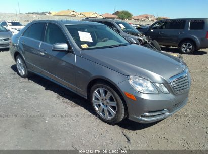 2012 MERCEDES-BENZ E 350 BLUETEC