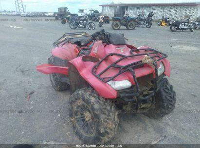 2012 HONDA TRX420 FPM