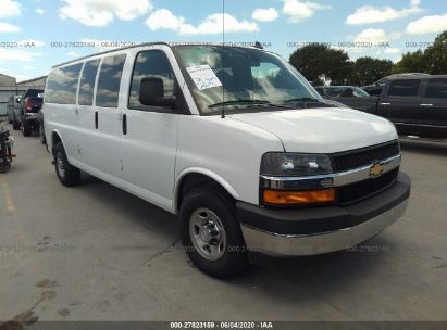 2020 CHEVROLET EXPRESS G3500 LT