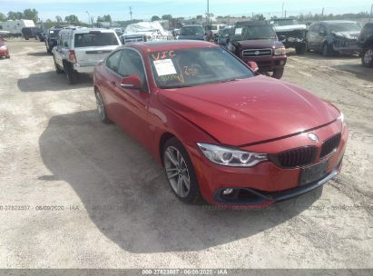 2016 BMW 4 SERIES XI
