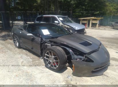 2015 CHEVROLET CORVETTE STINGRAY/2LT