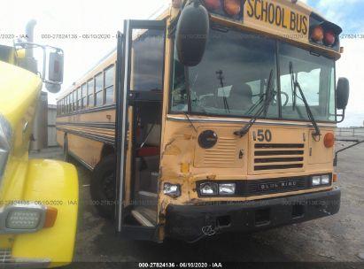 2007 BLUE BIRD ALL AMERICAN SCHOOL BUS