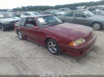 1992 FORD MUSTANG GT/COBRA GT