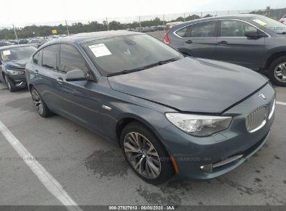 2012 BMW 550 IGT