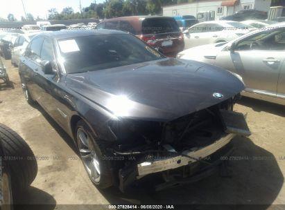 2014 BMW 7 SERIES LI
