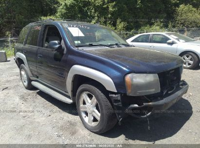 2007 CHEV TRAILBLAZR