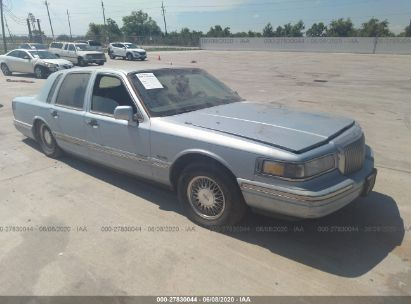 1997 LINCOLN TOWN CAR SIGNATURE/TOURING