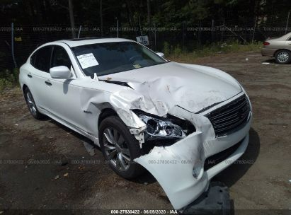 used 2012 infiniti m35h for sale salvage auction online iaa iaa