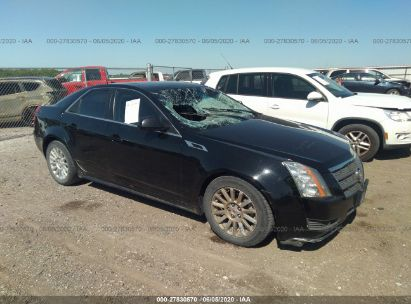 2011 CADILLAC CTS SEDAN LUXURY COLLECTION
