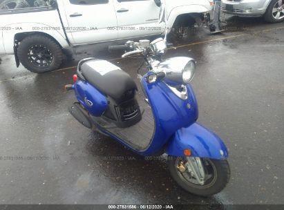 2006 YAMAHA YJ125