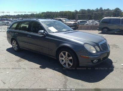 2007 MERCEDES-BENZ E 350 4MATIC WAGON
