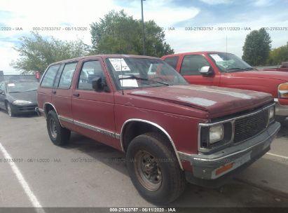 1991 GMC S15 JIMMY