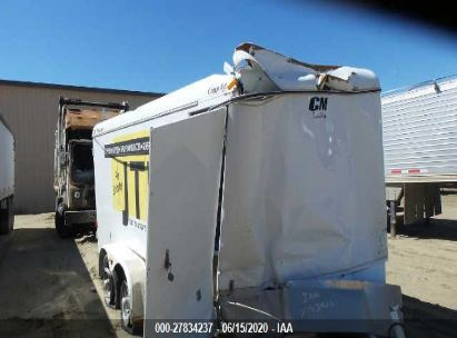 2015 CONTRACT MANUFACTURING TRAILER