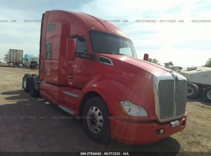 2015 KENWORTH CONSTRUCTION T680