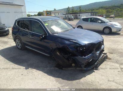 2018 BMW X3 XDRIVEM40I
