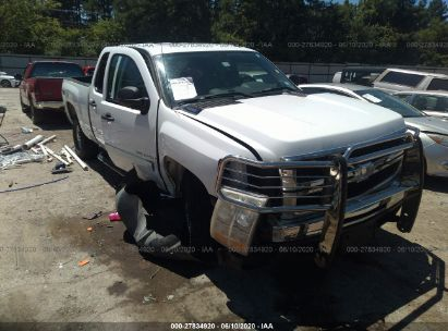 2008 CHEVROLET SILVERADO K2500 HEAVY DUTY