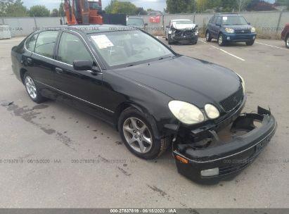 2002 LEXUS GS 300 300